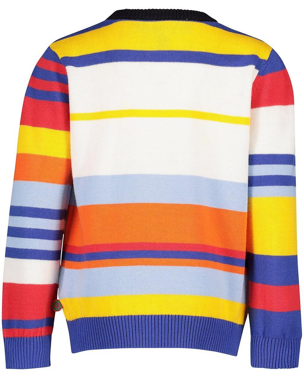 Truien - ASM - Kleurrijk gestreepte trui